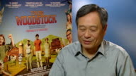 London INT Ang Lee interview SOT How he came to make the film fate handed it to him On getting handed memoirs and scripts a lot Whether he's been to...