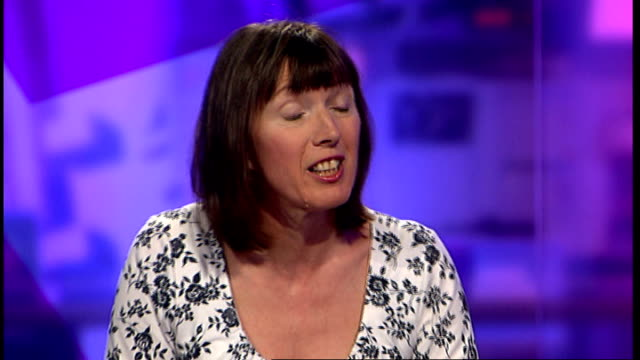 Interview Frances O'Grady on taking over as the next TUC General Secretary ENGLAND London GIR INT Frances O'Grady LIVE STUDIO interview SOT it...