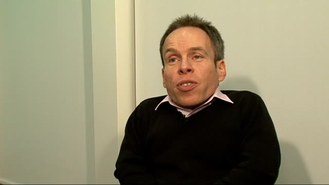 Interview Warwick Davis on new video game 'Star Wars The Old Republic' Warwick Davis SOT On upcoming film Shortfellas not actually coming up can't...