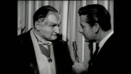 MUNSTERS Interview with Al Lewis GRANDPA MUNSTER p2 talks about his previous career teaching children with intellectual disabilities