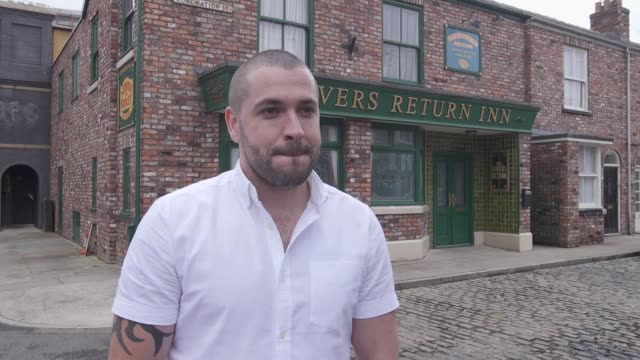 Interview with Coronation St actor Shayne Ward He talks about being at the centre of the Aiden/Eva/Maria love triangle says it's great to see a long...