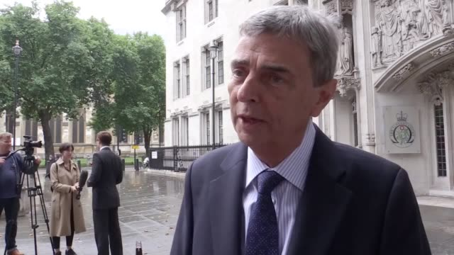 Interview with Dave Prentis general secretary of Unison as he reacts to the Supreme Court ruling that employment tribunal fees are unlawful He said...