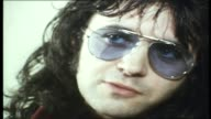 Interview with David Essex for 'Sounds Unlimited' program on the influence that growing up in East London had on his music