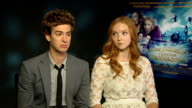 Interview with director and cast of 'The Imaginarium of Doctor Parnassus' Garfield and Cole interview SOT Ledger was extraordinary person energetic...