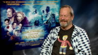 Interview with director and cast of 'The Imaginarium of Doctor Parnassus' ENGLAND London INT Terry Gilliam interview SOT For this film threw together...