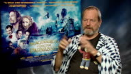 Interview with director and cast of 'The Imaginarium of Doctor Parnassus' Gilliam interview SOT On trouble they had financing money for film in first...