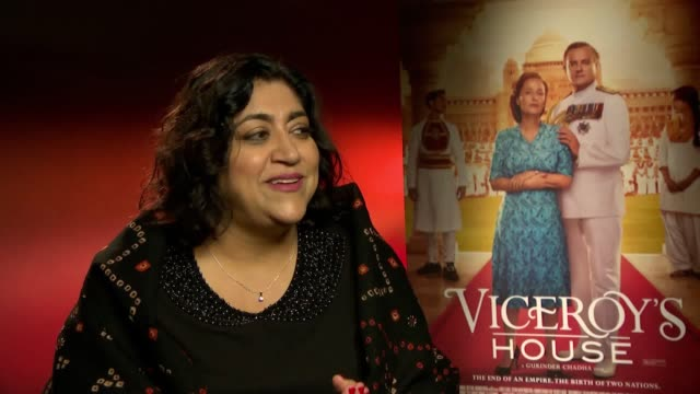 Interview with director Gurinder Chadha ahead of the release of BritishIndian historical drama film Viceroy's House