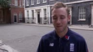 Interview with England bowler Stuart Broad as he looks ahead to the Ashes series in Australia