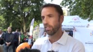 Interview with England manager Gareth Southgate after he took part in a QA with athletes competing in the Special Olympics in Sheffield He talks...
