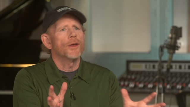 Interview with film director Ron Howard about the making of his new documentary 'The Beatles Eight Days a Week' on September 14 2016 in London England