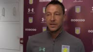 Interview with former England captain John Terry after he today signed a oneyear deal to join Aston Villa from Chelsea He reflects on his Chelsea...