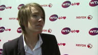 Interview with Justine Henin about the history of the Woman's Tennis Association 'I miss tennis in a certain way'
