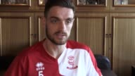 Interview with Lincoln City captain Luke Waterfall ahead of this weekend's FA Cup quarterfinal against Arsenal