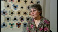 Interview with one of the creators of the Changi Quilts Henderson interview SOT Used to meet up once a week to make quilt / Always had to listen out...