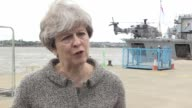 Interview with PM Theresa May on Armed Forces Day the tower block evacuation in Camden and the Grenfell disaster reaction