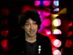Interview with presenter Alex Zane on 'Orange Unsigned Act' talent show final Alex Zane interview SOT On the differences between the first and second...