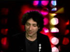 Interview with presenter Alex Zane on 'Orange Unsigned Act' talent show final Alex Zane interview SOT More on movie stars he would like to interview...