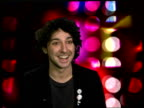 Interview with presenter Alex Zane on 'Orange Unsigned Act' talent show final Alex Zane interview SOT On being glad to see Blur back on the music...