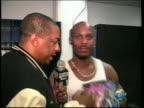 DMX interview with Ralph McDaniels