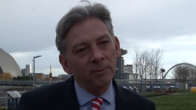 Interview with Richard Leonard as he is announced as the new leader of Scottish Labour Also with Anas Sarwar the defeated candidate Both speak about...