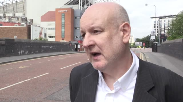 Interview with Sean Bones spokesman for Manchester United Supporters' Trust about tonight's Europa League final against Ajax in light of Monday's...