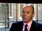 Interview with Sir Clive Woodward London INT Sir Clive Woodward interview SOT turnaround has been huge / if they were successful it's boys own stuff...