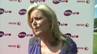 Interview with Stacey Allaster CEO of the Women's Tennis Association 'I think it's critical that today's generation understands the journey and how...