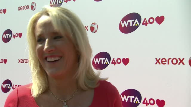 Interview with Tracy Austin former professional tennis player 'I think it was fairly difficult for them'