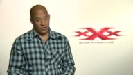 Interview with Vin Diesel ahead of the release of new film xXx Return Of Xander Cage