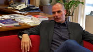 Interview with Yanis Varoufakis Greek Finance Minister Greece has ruled out an early deal over debts