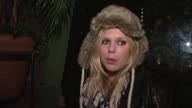 Alexandra Richards talks about how she got involved in the event how long she's been painting for and why the charity is important to her at the...
