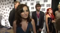 Kara DioGuardi on the event songs 'American Idol' at the 59th Annual BMI Pop Awards at Beverly Hills CA