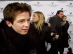 Michael Angarano on Sundance at the 2007 Sundance Film Festival American Eagle White Out Party at Village at the Lift in Park City Utah on January 20...