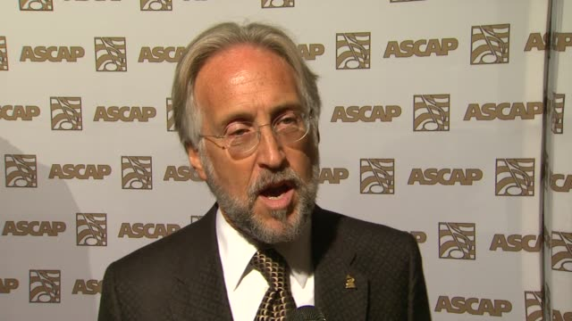 Neil Portnow on the event great songs at the 24th ASCAP Rhythm Soul Music Awards Honoring Sean 'Diddy' Combs And Mary Mary at Beverly Hills CA