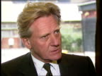 EC Involvement building project row London INT CMS Michael Heseltine MP intvwd SOF Britain has a very good record for maintaining commitments to...