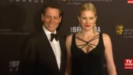 Ioan Gruffudd Alice Evans at the BAFTA Los Angeles 2011 Britannia Awards at Beverly Hills CA