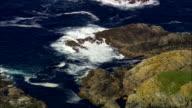 Iona - Aerial View - Scotland, Argyll and Bute, United Kingdom