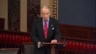 Iowa Senator Chuck Grassley says that it is obvious that under the Affordable Care Act very few people can afford deductibles insurance companies...
