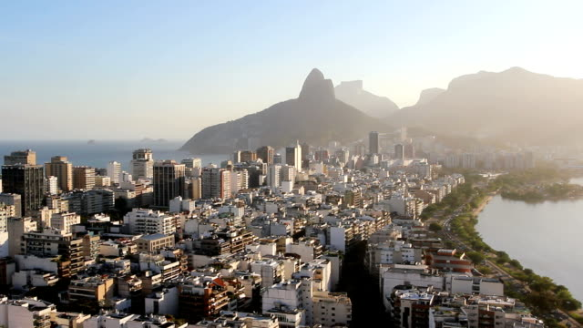 Ipanema district in Rio de Janeiro