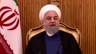 Iranian President Hasan Rouhani on Thursday slammed US President Donald Trump and the speech he delivered at the UN this week