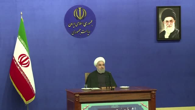 Iranian president Hassan Rouhani promised on Sunday a better year ahead with the implementation of the nuclear deal
