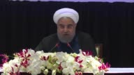 Iranian President Hassan Rouhani rules out talks with US President Donald Trump's administration on revisiting a 2015 nuclear accord and says Tehran...