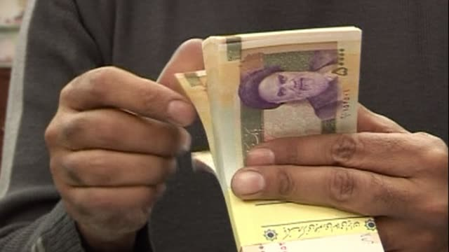 Iran's currency slid between two and six percent in early trading on Tuesday according to different valuations given by money changers in Tehran and...