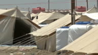 Iraq ISIS Displaced Camp
