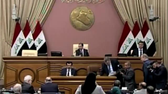 Iraq Parliament session