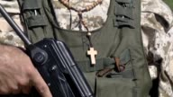 Iraqi Assyrian Christians receive military training from Kurdish Regional Government's Ministry of Peshmerga Affairs in order to participate in the...