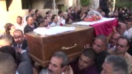 Iraqi Christians hold funeral ceremonies for some of the 46 people who were killed during a hostage drama with AlQaeda gunmen that ended in an...