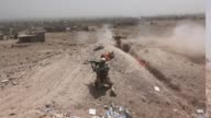 Iraqi forces with the support of the international coalition continue to fight jihadists from the Islamic State group in the province of Anbar and...