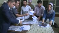 Iraqi Kurds voted in an independence referendum Monday as tensions rose with Baghdad and neighbouring countries over the historic vote