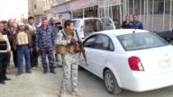 Iraqi security forces and tribesmen battled Al Qaeda linked militants Thursday who seized parts of two Sunnimajority cities after days of violence...